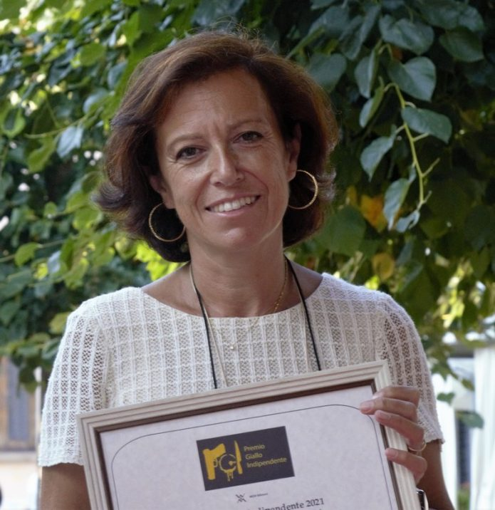 Giada Di Manfredo 1^ Classificata Sezione A Premio Giallo Indipendente 2021